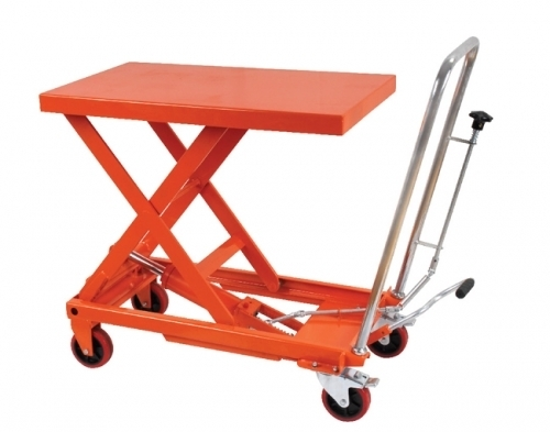 Types and Use of Lifting Platform for Hydraulic Platform Vehicle
