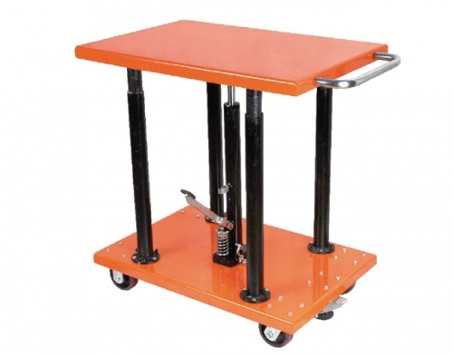 Characteristics of Fixed Electric Lifting Platform for High Altitude Work in China