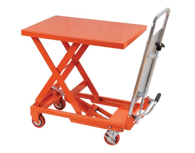 Handle Folding Manual Platform Vehicle