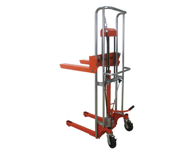 Pneumatic Hydraulic Dual-Function Push-Up Vehicle