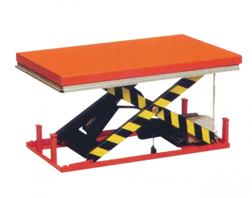 Electric Hydraulic Single-scissors Lifting Platform