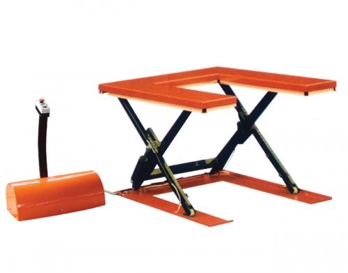 Ultra-low U-type electric platform