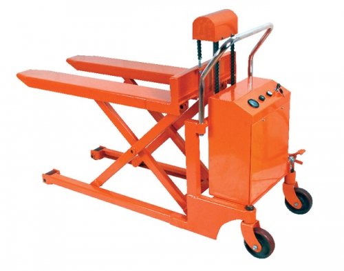 Fork Electric Handling and Stacking High Dual Purpose Vehicle