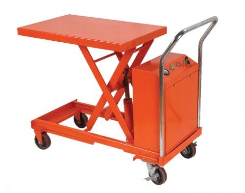 DC Electric Lifting Platform Vehicle