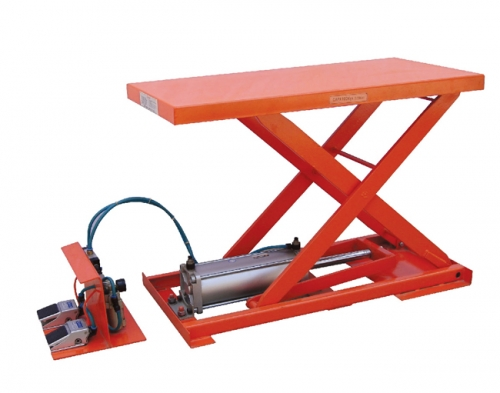 Pure Pneumatic Fixed Lifting Platform
